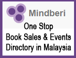 mindberi.com - Malaysia One Stop Book Sales and Events Directory