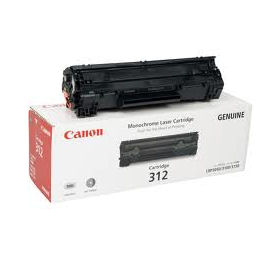 Canon Cartridge 312 Black Toner Original