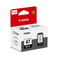 Canon PG-47 Black Ink Cartridge
