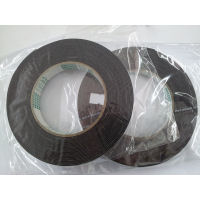 Double Sided Heavy Duty Foam Tape 18mm x 8m Black