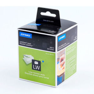 DYMO LabelWriter Large ADD Label White Paper 89x36mm - SMOP99012