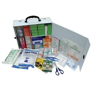 First Aid Kit with PVC Extra Large Casing PM-06-PXL