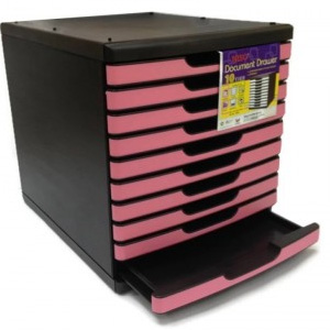 NISO Document Drawer DD8855 - 10 Tier