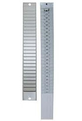 Card Rack for Punch Cards - 20 slots
