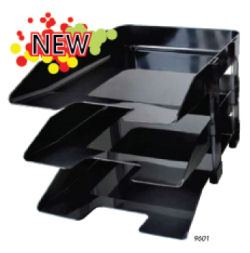 Bantex Office Tray 3 tiers