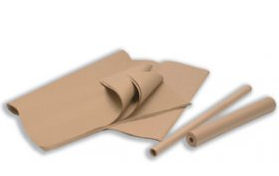 "Brown Paper 35""x47"" 50gsm - [50 pcs]"