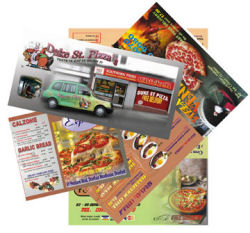 Offset Leaflet Printing on A4 80gsm Simili Paper Double Sided- 2,000 pcs