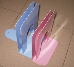 "8"" Metal Book End (1 pair)"