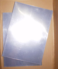 A4 PVC Cover/ Rigid Sheet 0.2mm - 100's