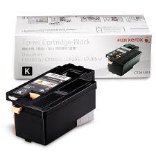 Fuji Xerox DPCP105B / CT201591 Black Toner Cartridge - Original