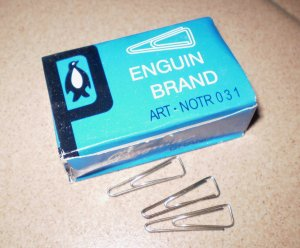 Paper Clip 31mm 1 box