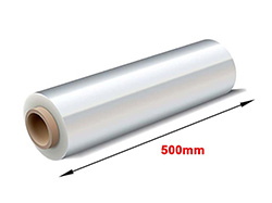 Stretch film 500mm x 1.8kg