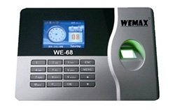 WEMAX WE-68 FINGERPRINT Time Clock