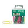 CBE 21350 Colour Gem Clip 50mm