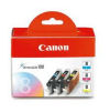 Canon CLI-8 Cyan + Magenta + Yellow Value Pack