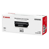 Canon Cartridge 303 Black Toner Original