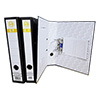 ET Hard Cover FC Lever Arch FIle 2 inches