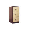 YMI 403 - 3 Drawer Filing Cabinet - Steel