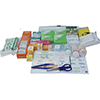 First Aid Kit with PVC Cartridge Casing PM-07-PCP