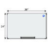 Deluxe Whiteboard with Aluminium Frame