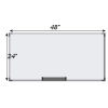 Meidi Millen Magnetic Whiteboard 2' x 4'