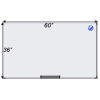Meidi Millen Magnetic Whiteboard 3' x 5'