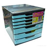 NISO Document Drawer DD8844 - 7 Tier