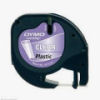 DYMO LetraTAG Plastic Tape - Clear - SMOP12267