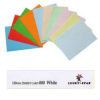 Lucky Star 2 Sheet Card No. 000 - White (120gsm) 100s