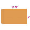 "Super Manila Envelope 9""x12.75"" - 25''s"