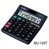 Casio MJ-120D Calculator - 12 Digit