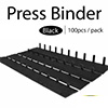 Press Binder 3mm (Binding Bar) - 100's in a box