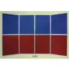 "Meidi Millen Smart Display Panel - 8 Panel Screen (116""W x 72""H)"