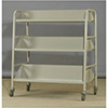 YMI 382 Double Sided Book Trolley